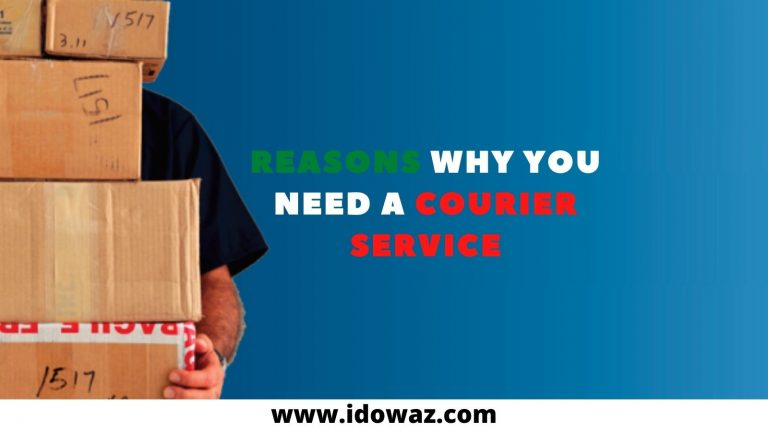 Read more about the article REASONS WHY YOU NEED A COURIER SERVICE